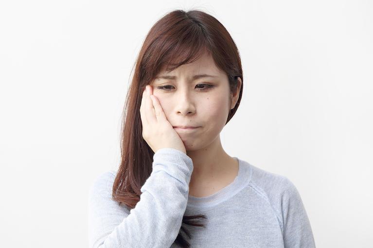 歯周病の悩み