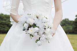結婚が決まったあなたへ おめでとうございます!